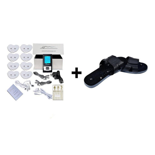 TechCare SE Massager Set - Portable TENS Unit - FDA Cleared!