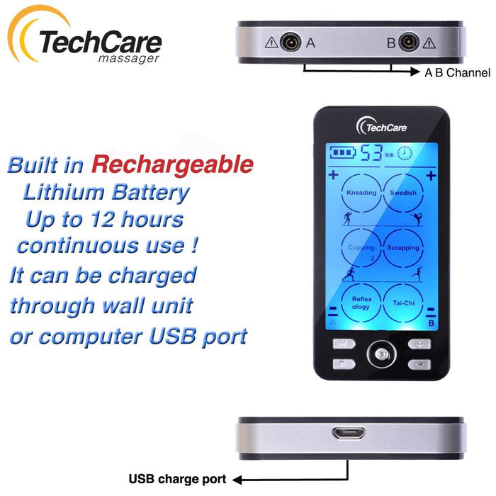 TechCare Plus 24 Modes Tens Unit