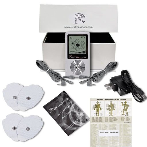 Irest Classic Mini Massager TENS Unit 6 Modes