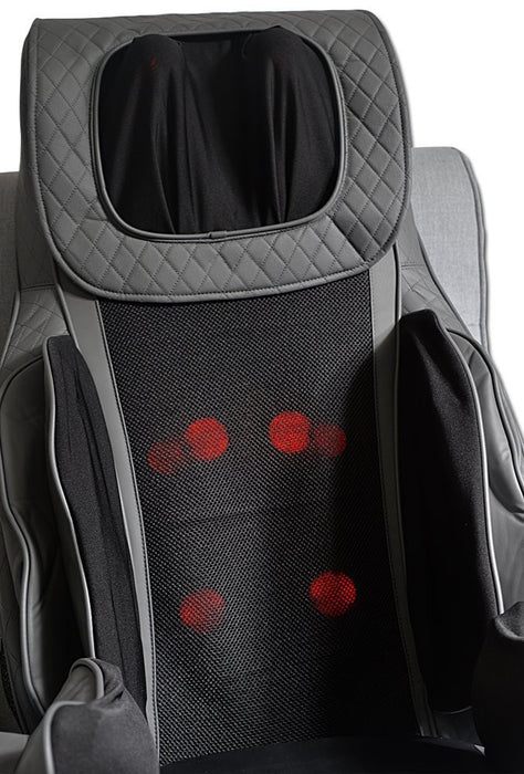 Adako USA Massager Seat Topper Vibrating Massager Seat Cushion for Back, Shoulder and Thighs with Heat Therapy