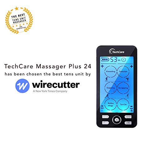 TechCare Plus Tens Unit 24 Modes