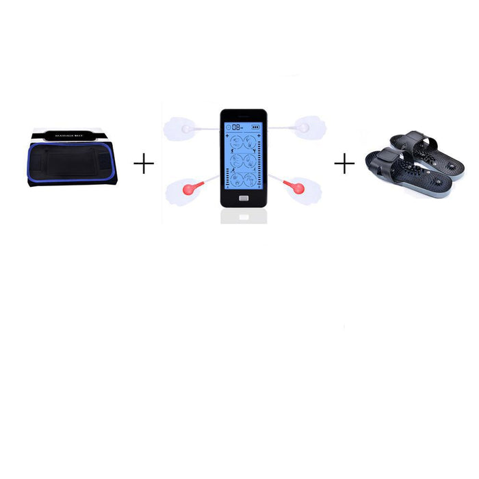 TechCare Touch 24 Mode Tens Unit + Belt + Shoe