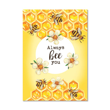 Always Bee You Wall Art Print