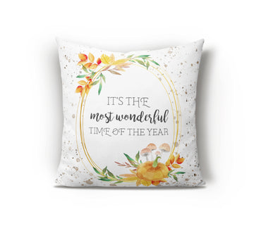 Fall Home Decor, Fall Decor, Autumn Cushion, Autumn Home Decor