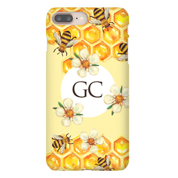 Personalised Bee iPhone Case