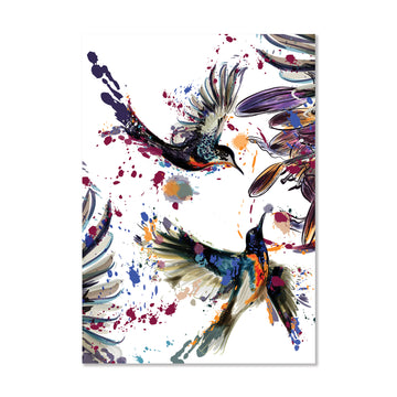 Bird Wall Art Print -