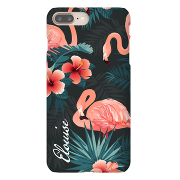 Personalised Flamingo Huawei Phone Case