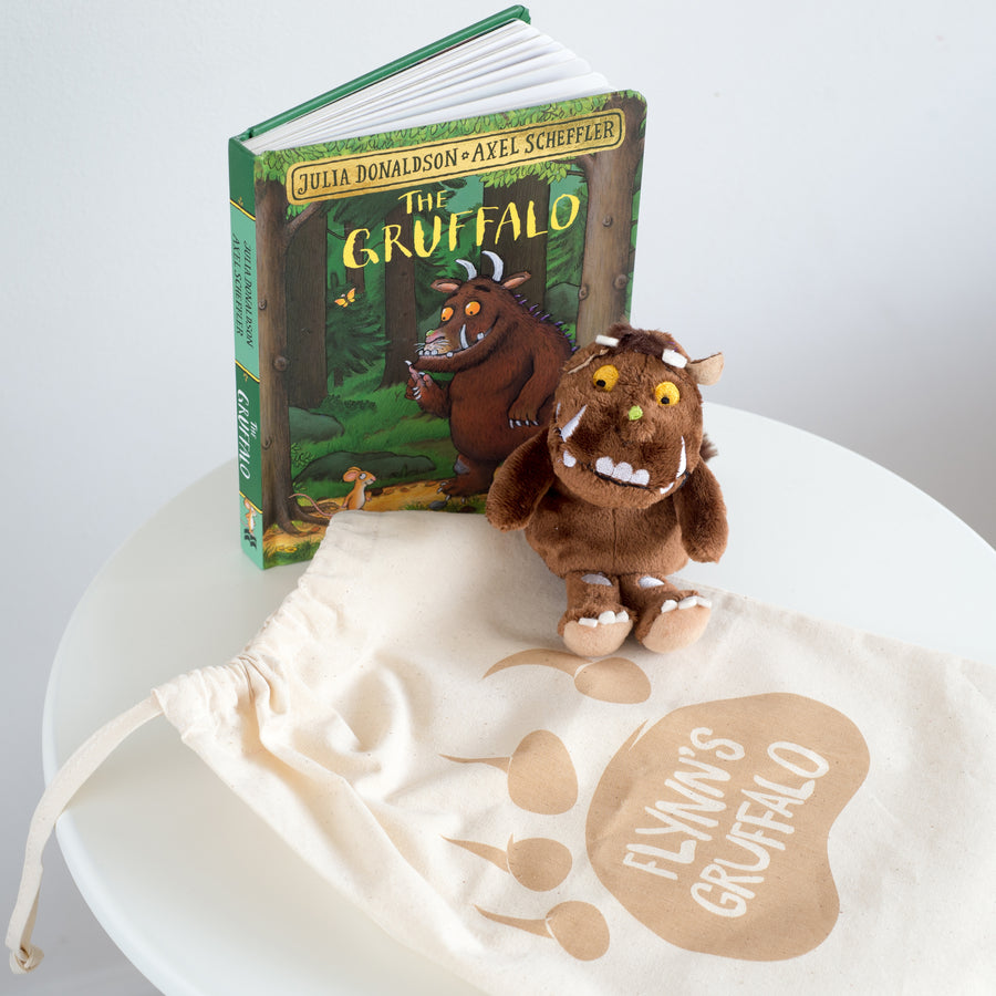 Personalised Gruffalo Gift Set