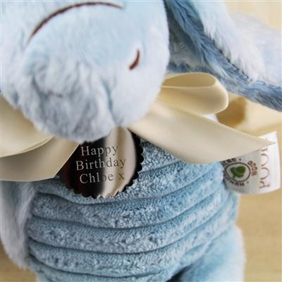 Personalised Eeyore Cuddly Toy