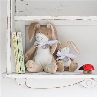 Personalised Nutbrown Hare - Large