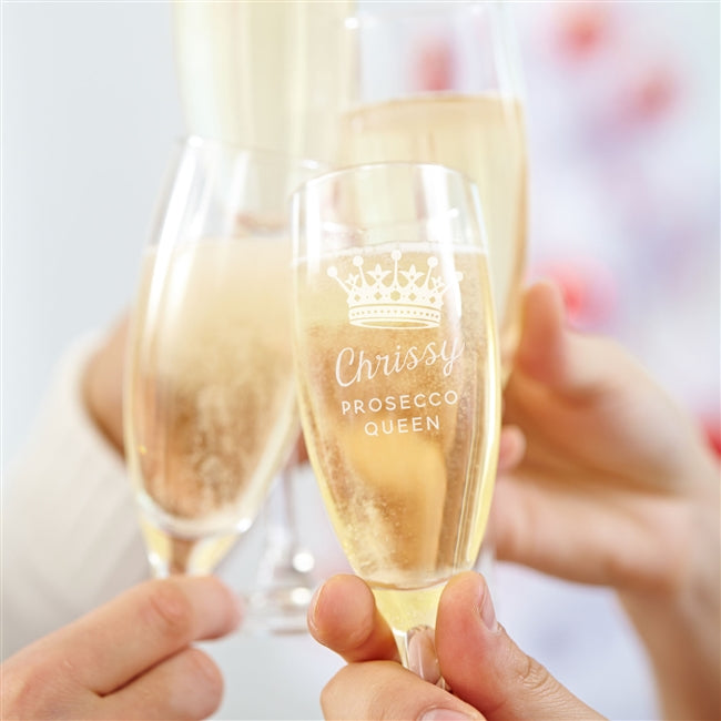 Personalised Prosecco, Personalised Prosecco Gifts, Personalised Prosecco Glass