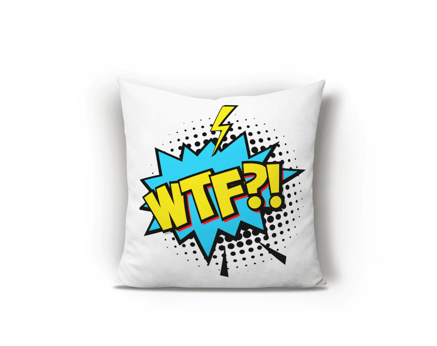 Pop Art Retro Cushions -
