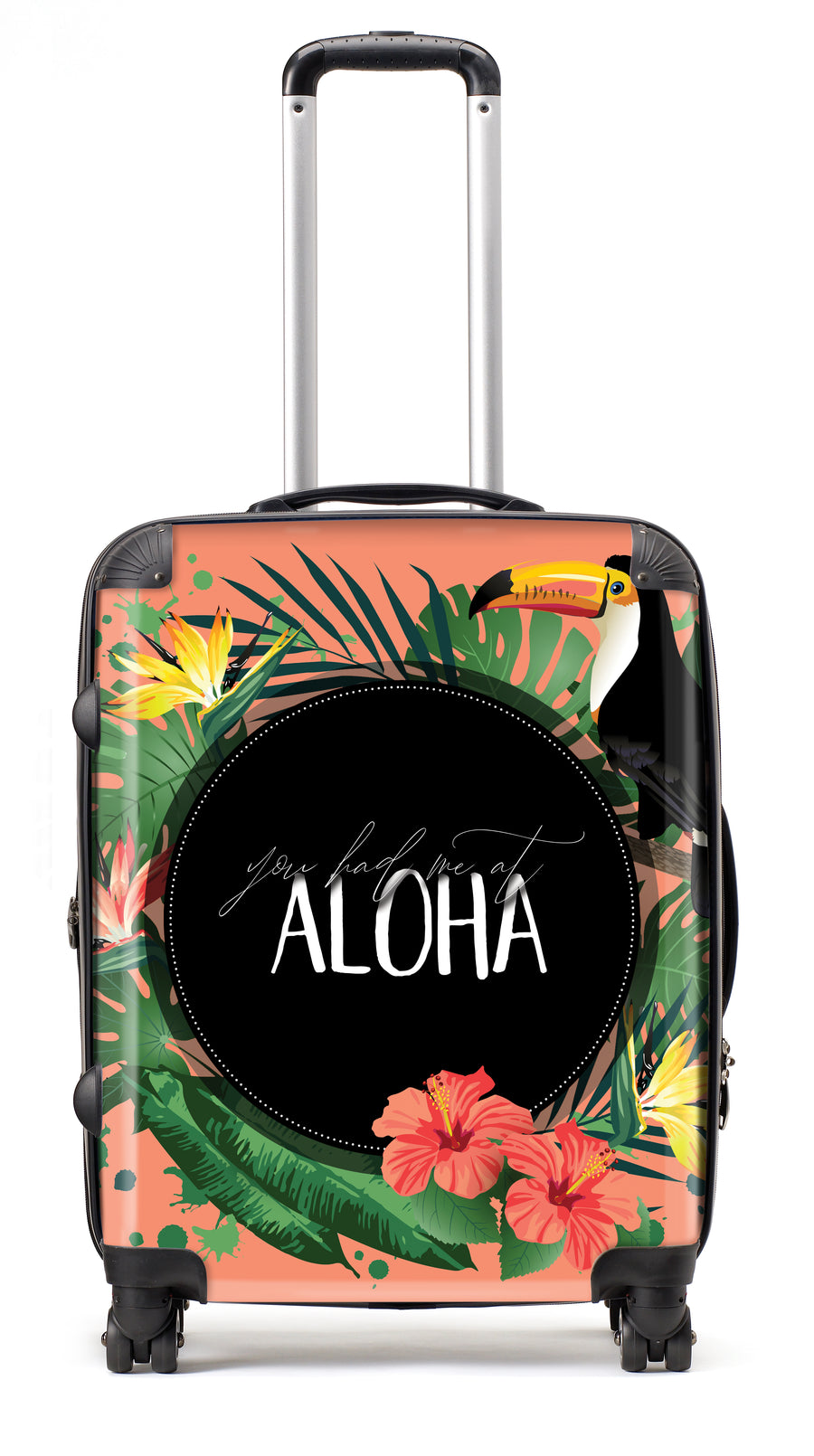 Tropical Suitcase -