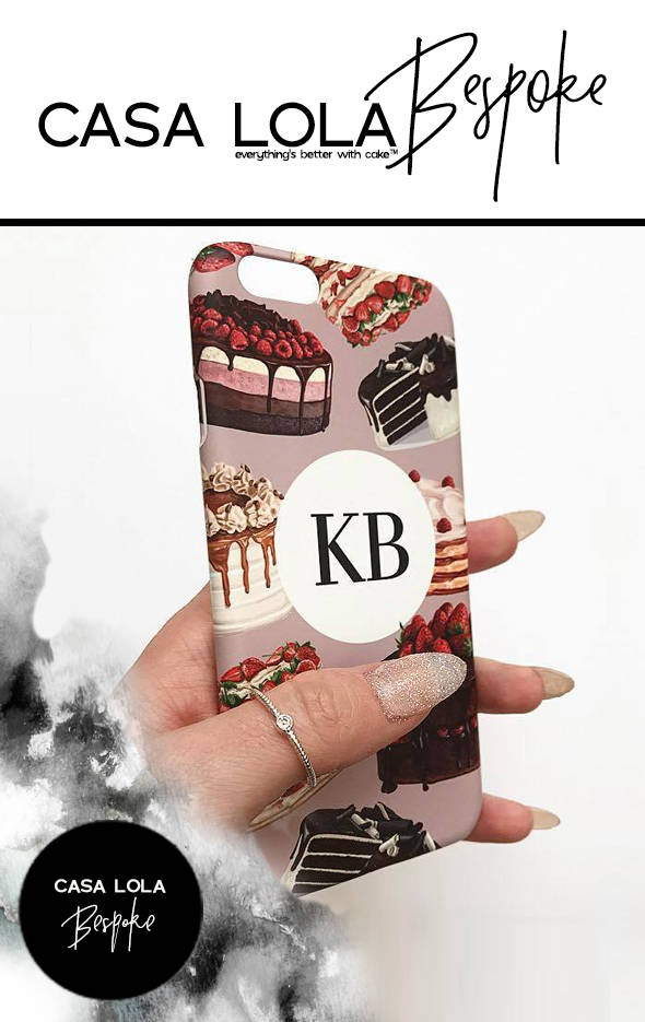 Personalised Phone Case Cake, Personalized Cake Phone Case