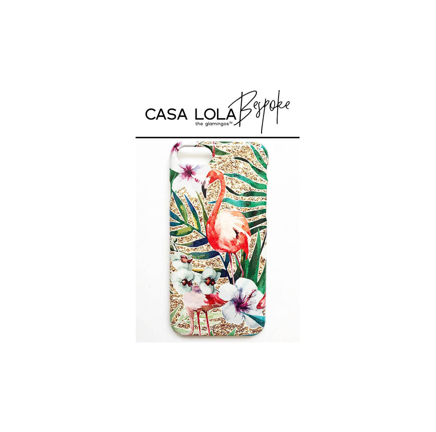 Flamingo Samsung Phone Case