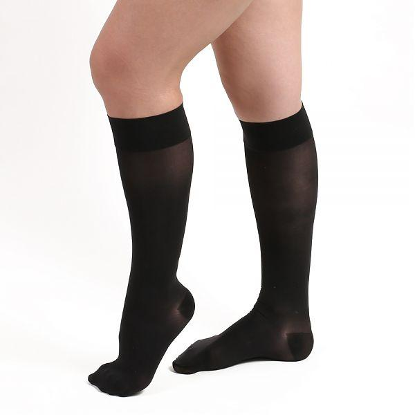 Salvere Simply Sheer 20-30 mmHg Knee High