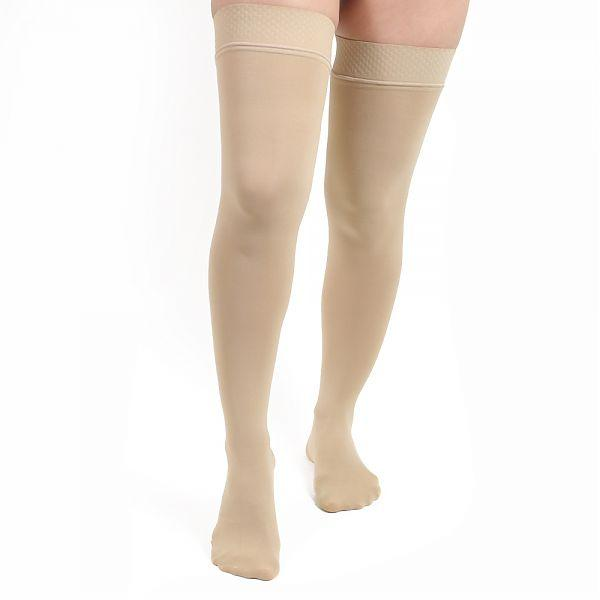 Salvere Opaque 20-30 mmHg Thigh High