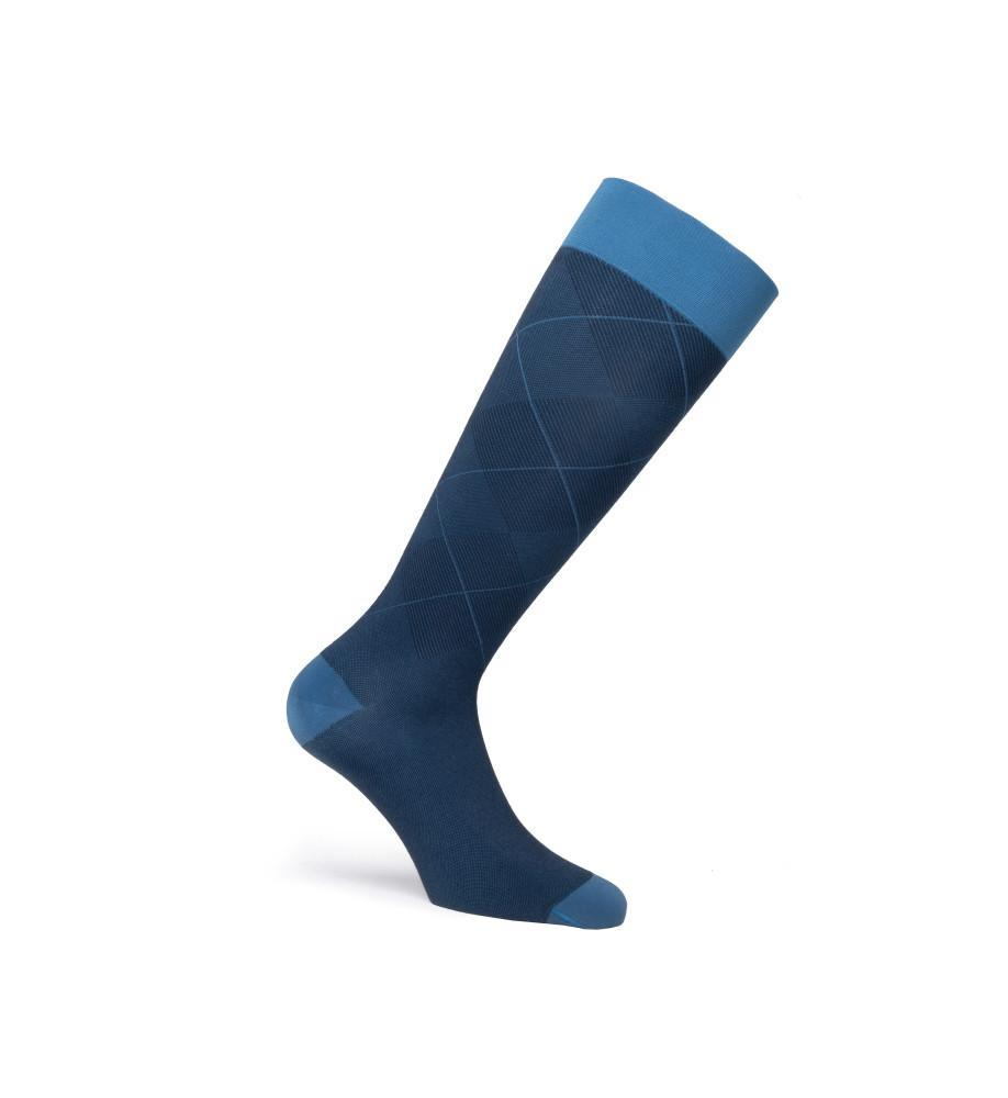 Jobst Casual Pattern 20-30 mmHg Knee High