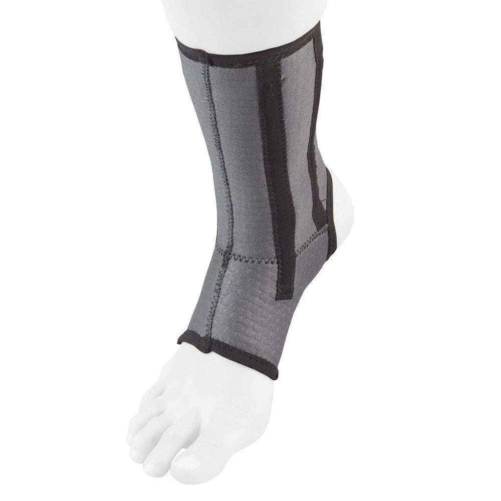 Actifi SportMesh I Ankle Support Compression Sleeve w/ Stays