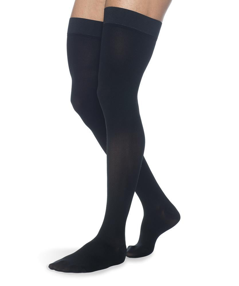 Sigvaris Secure Men's 40-50 mmHg Thigh High