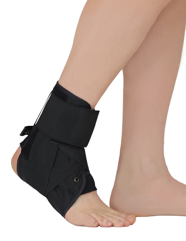 medi protect Lace-Up Ankle Support