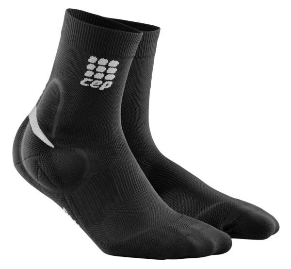 CEP Compression Women's Ankle Support Short Socks