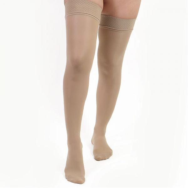 Salvere Simply Sheer 15-20 mmHg Thigh High