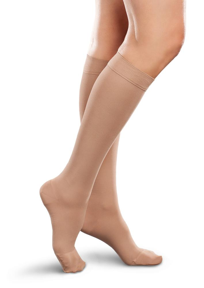 Therafirm Ease Opaque 30-40 mmHg Knee High