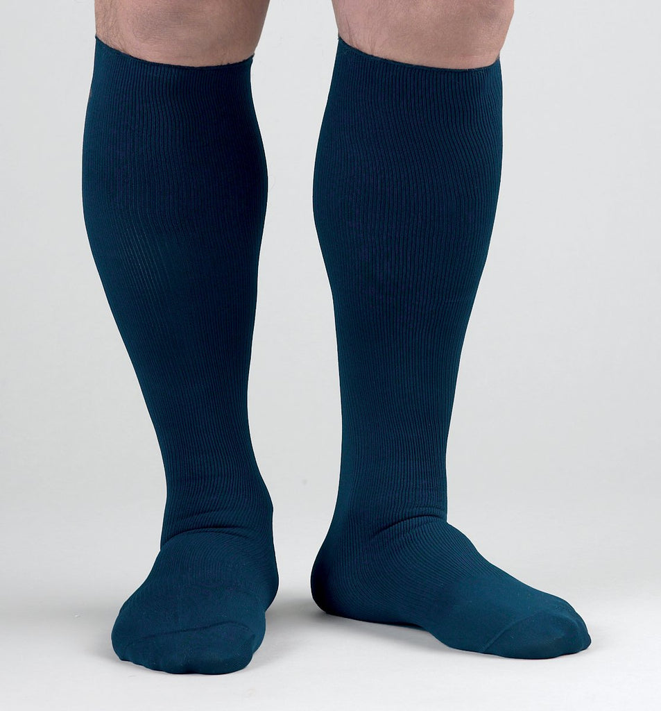 Activa Men's Dress 15-20 mmHg Knee High