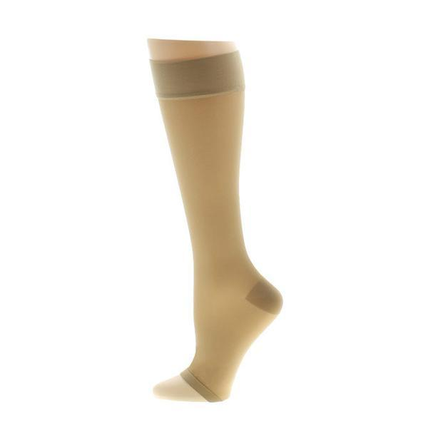 Venosan VenoSheer 20-30 mmHg OPEN TOE Knee High