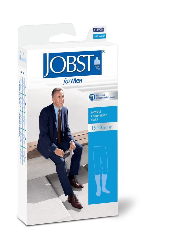 Jobst forMen 15-20 mmHg Knee High