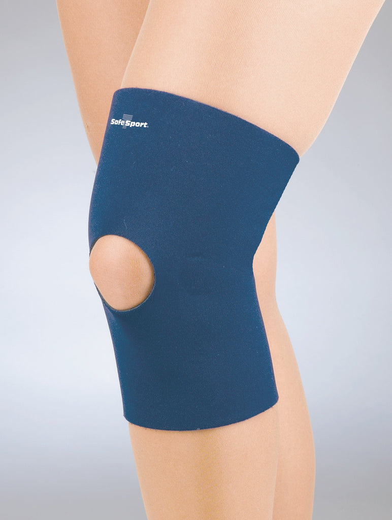 FLA Safe-T-Sport® Neoprene Open Knee Sleeve