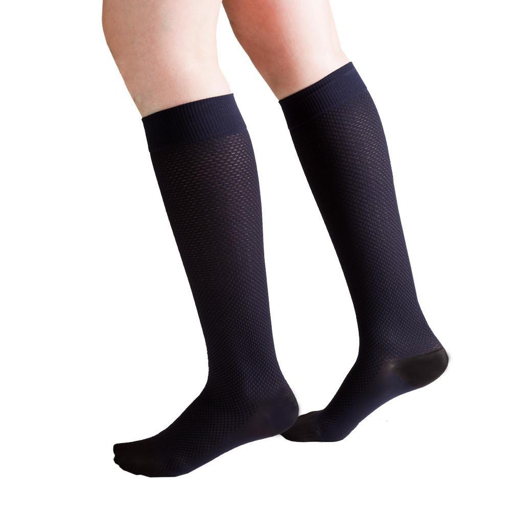 VenaCouture Women's Carbon Centric 15-20 mmHg Compression Sock