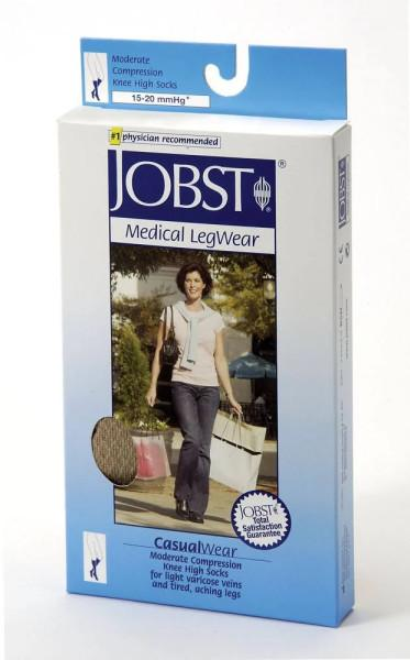 Jobst CasualWear Women's 20-30 mmHg Knee High