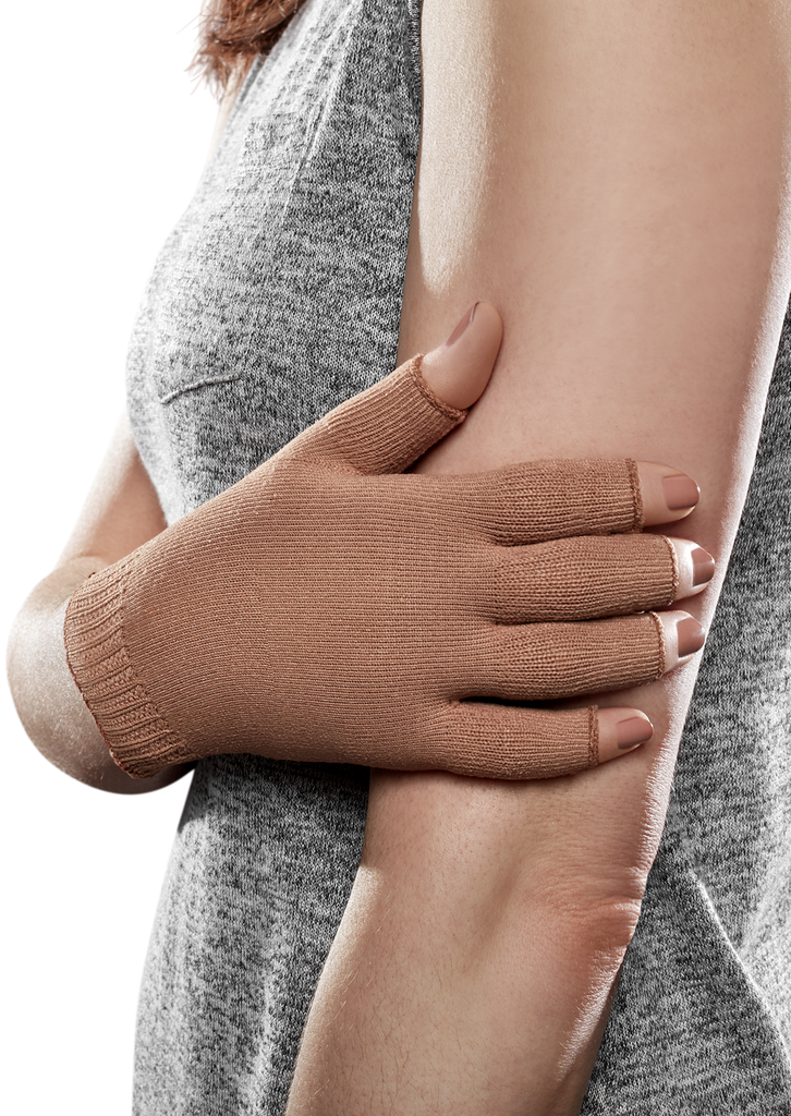 Therafirm Ease Opaque 30-40 mmHg Lymphedema Glove