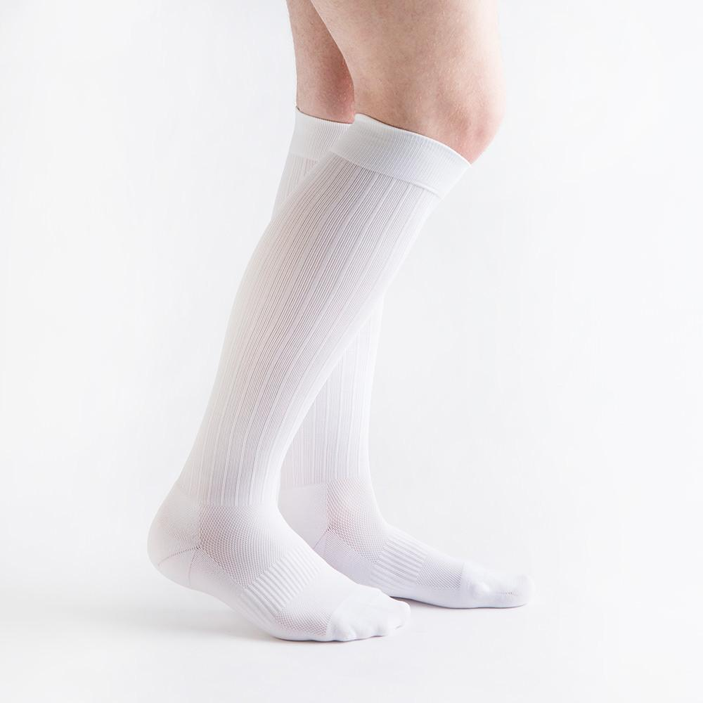 VenActive Men's Cushion Rib 20-30 mmHg Compression Sock