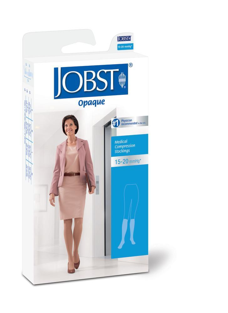 Jobst Opaque Women's 15-20 mmHg Knee High