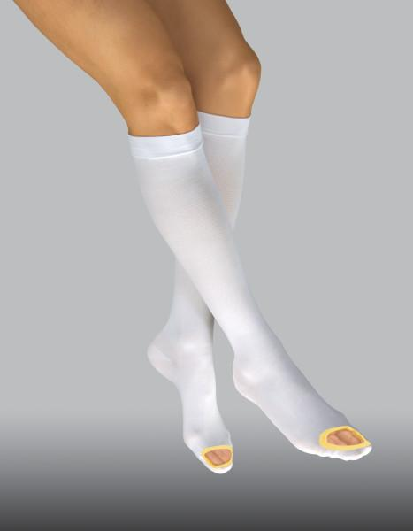 Activa Anti-Embolism 18 mmHg OPEN TOE Knee High