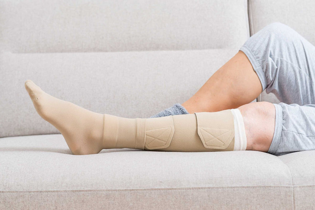 Compression socks with zippers? Why we don't recommend them.