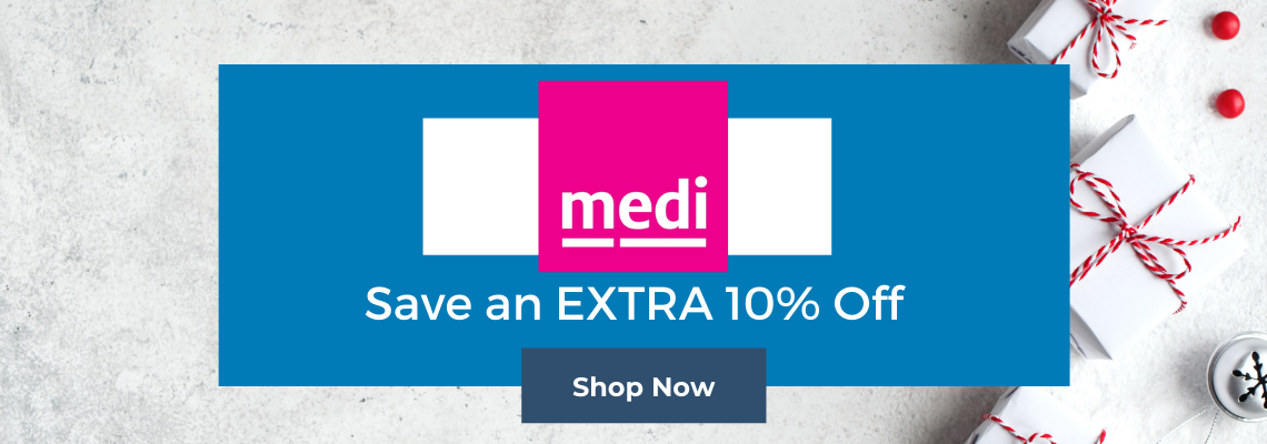 Mediven - Save an extra 10%.