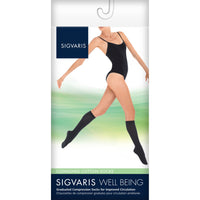 Sigvaris Cushioned Cotton Women's 15-20 mmHg Knee High