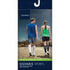 Sigvaris Athletic Recovery Socks 15-20 mmHg Knee High