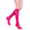 Sigvaris High Tech 15-20 mmHg Knee High, Pink