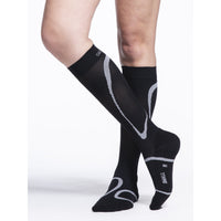 Sigvaris High Tech 15-20 mmHg Knee High, Black