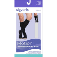 Sigvaris Thermoregulating Wool 20-30 mmHg Knee High Compression Socks