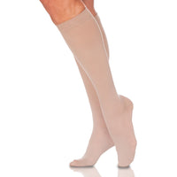 Sigvaris Sheer Women's 15-20 mmHg Knee High, Natural