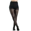 Sigvaris Sheer Women's 15-20 mmHg Pantyhose, Black