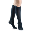 Sigvaris Soft Opaque Women's 30-40 mmHg Knee High, Midnight Blue