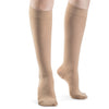 Sigvaris Soft Opaque Women's 30-40 mmHg Knee High, Nude