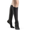 Sigvaris Soft Opaque Women's 15-20 mmHg Knee High, Graphite